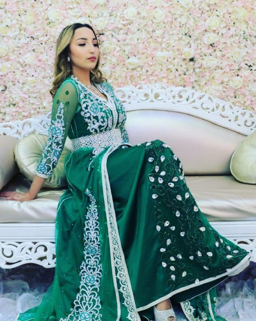 9aa0f2bb023 Boutique de robe marocaine de mariage à Paris - Caftan Maroc