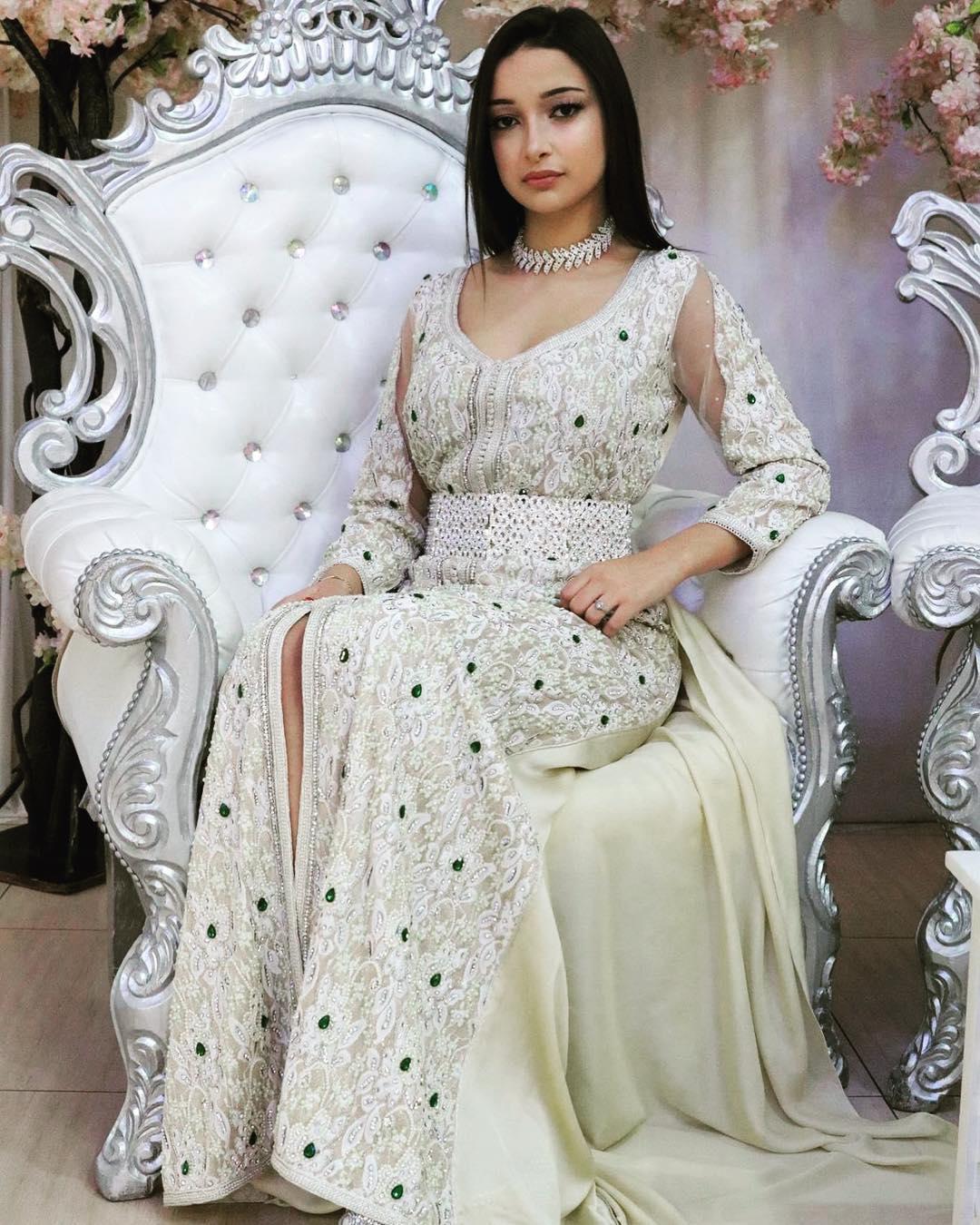 Boutique de robe marocaine de mariage à Paris
